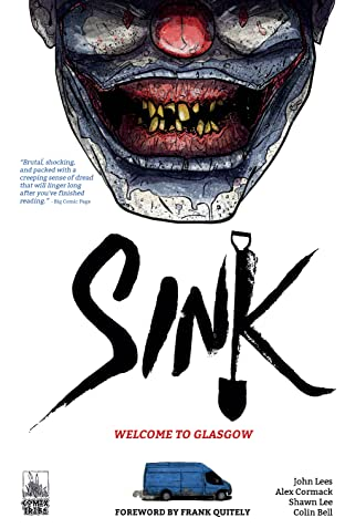 Sink Tome 1: Welcome to Glasgow