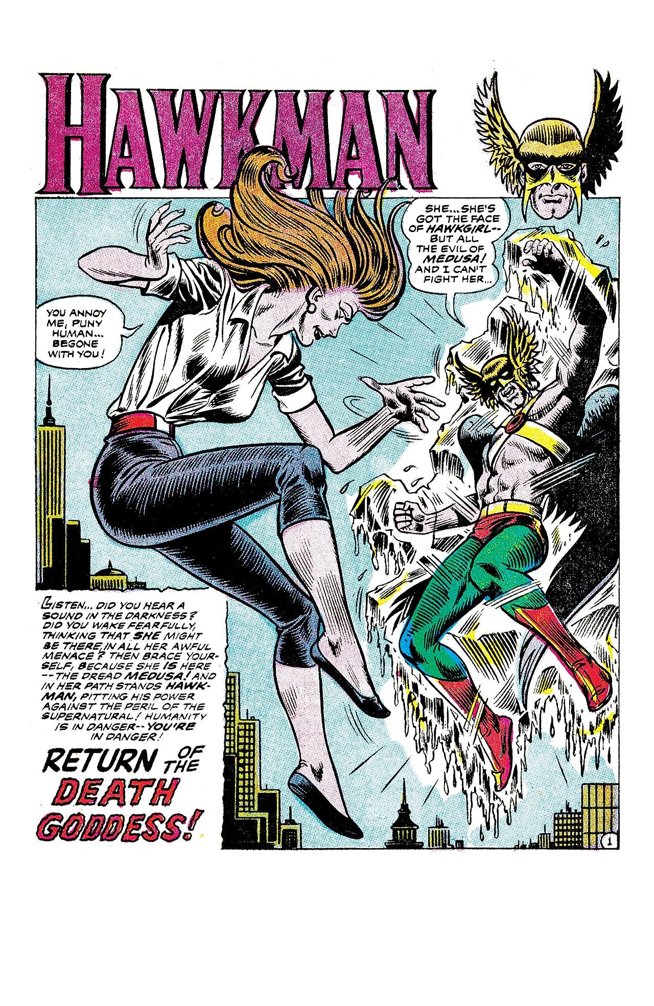 Hawkman (1964-1968) #25