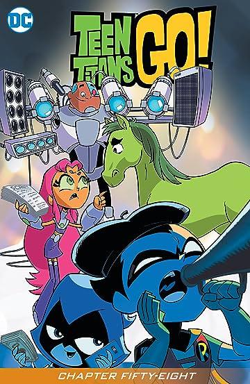 Teen Titans Go! (2013-) #58
