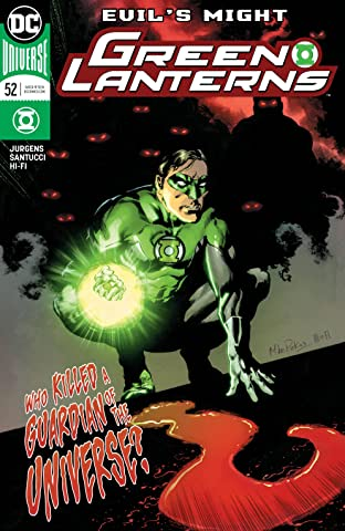Green Lanterns (2016-) No.52