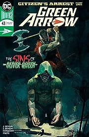 Green Arrow (2016-2019) #43