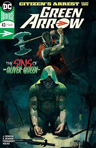 Green Arrow (2016-) #43