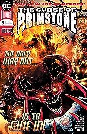 The Curse of Brimstone (2018-2019) No.5