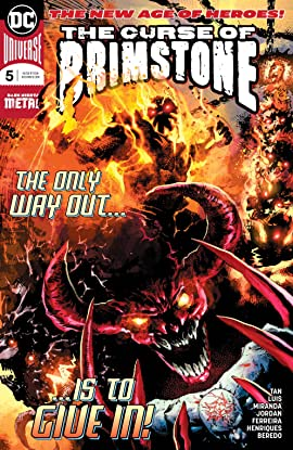 The Curse of Brimstone (2018-2019) #5