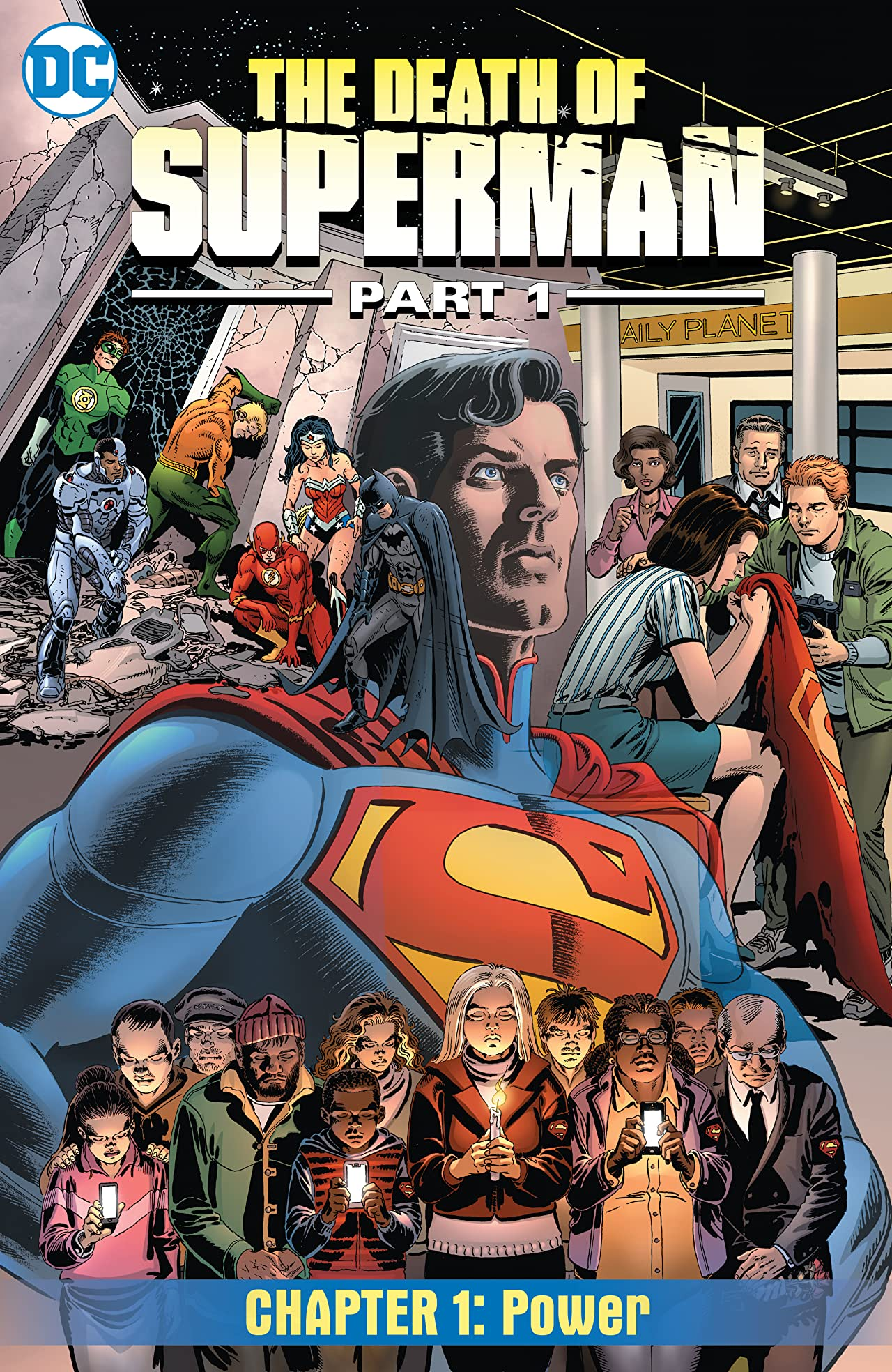 Death of Superman, Part 1 (2018-) #1