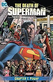 Death of Superman, Part 1 (2018) #1
