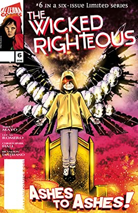 The Wicked Righteous #6