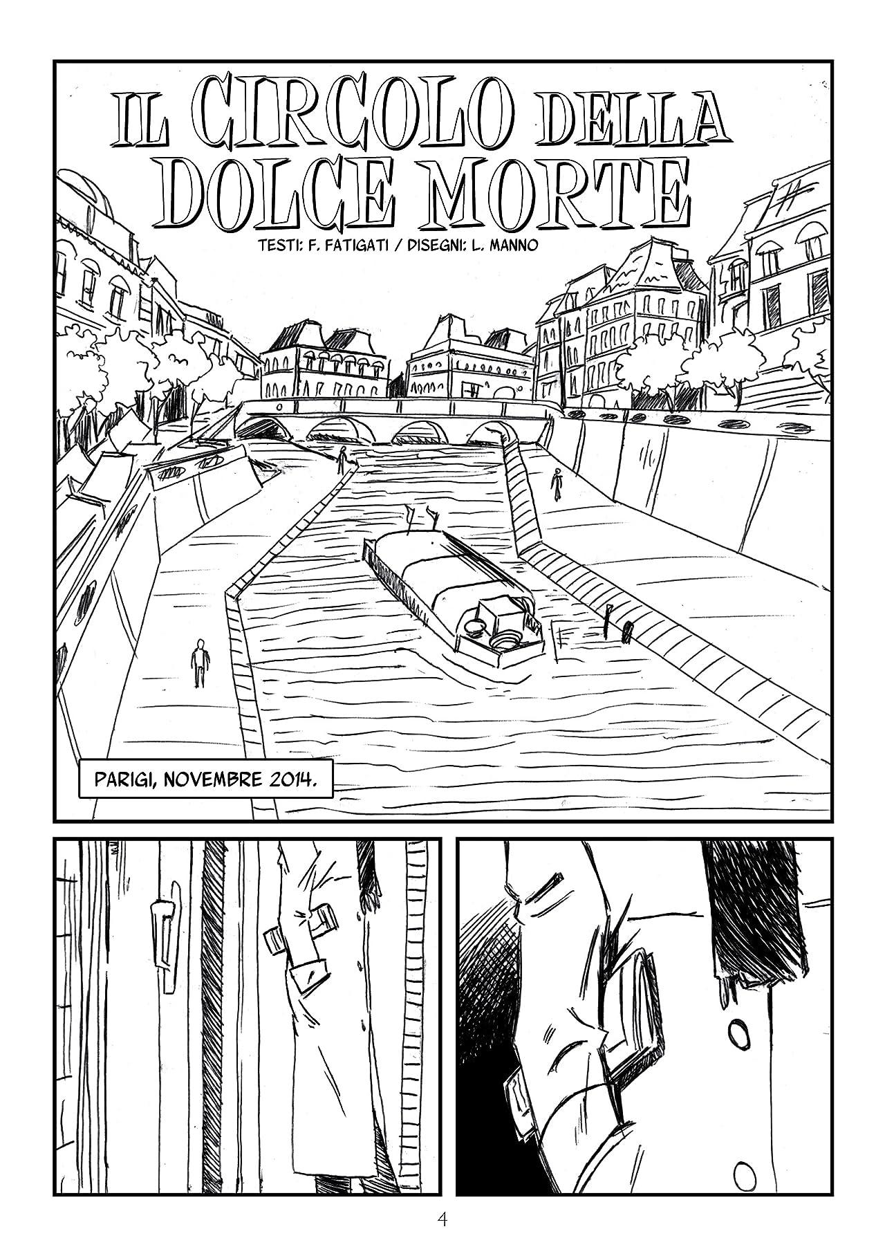 Ravasciò production - Fumetti italiani #2