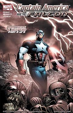 Captain America & the Falcon #9