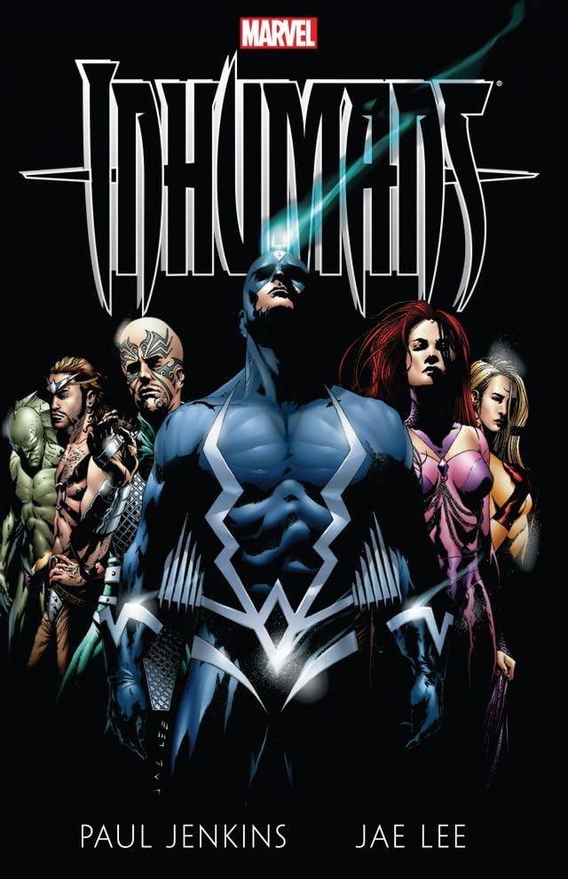 Inhumans By Paul Jenkins & Jae Lee