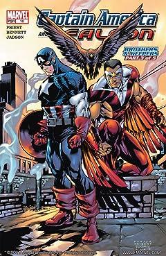 Captain America & the Falcon #10