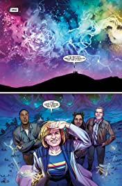 Doctor Who: The Thirteenth Doctor #1