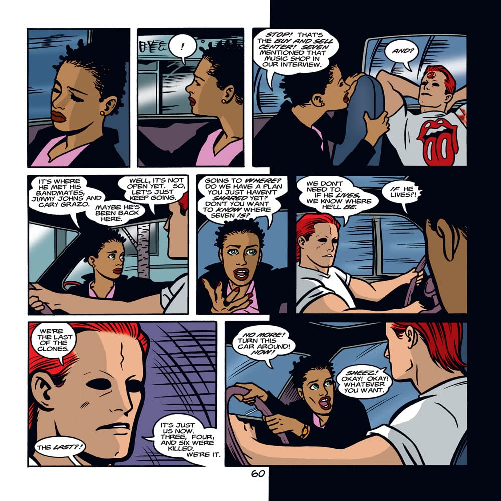 Red Rocket 7 #3 (of 7)