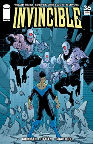 Invincible No.36