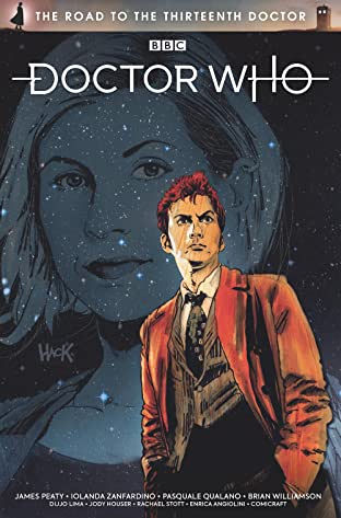 Doctor Who: The Road To The Thirteenth Doctor Vol. 1