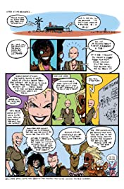 Full Color Tank Girl: 1989-90 #2