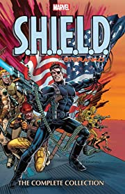 S.H.I.E.L.D. By Steranko: The Complete Collection