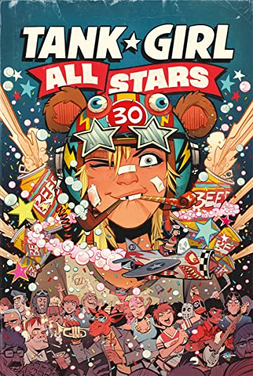 Tank Girl All Stars Vol. 1