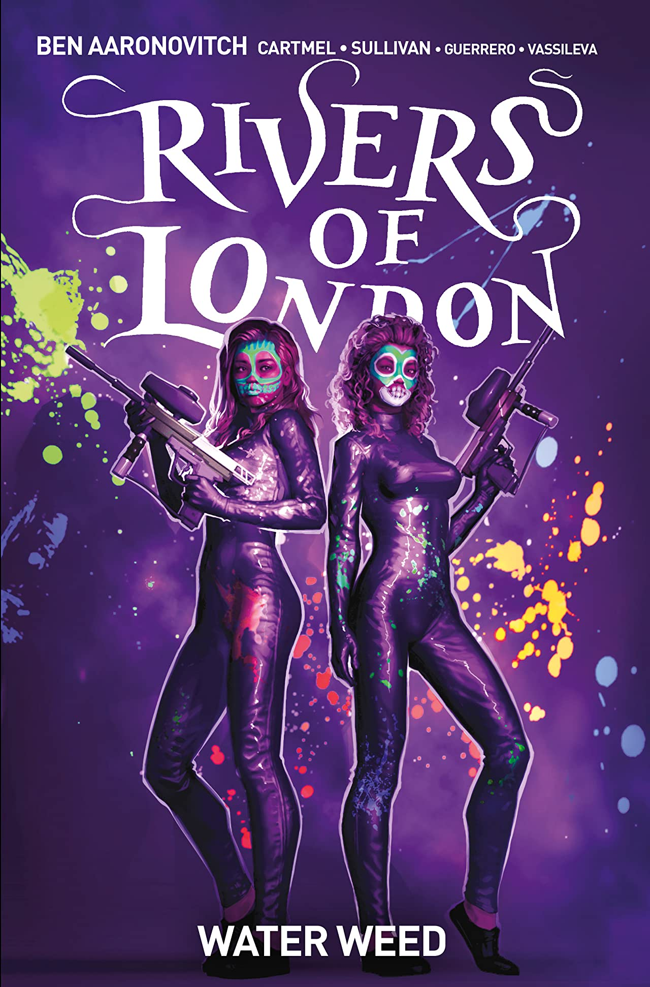 Rivers of London Tome 6: Water Weed
