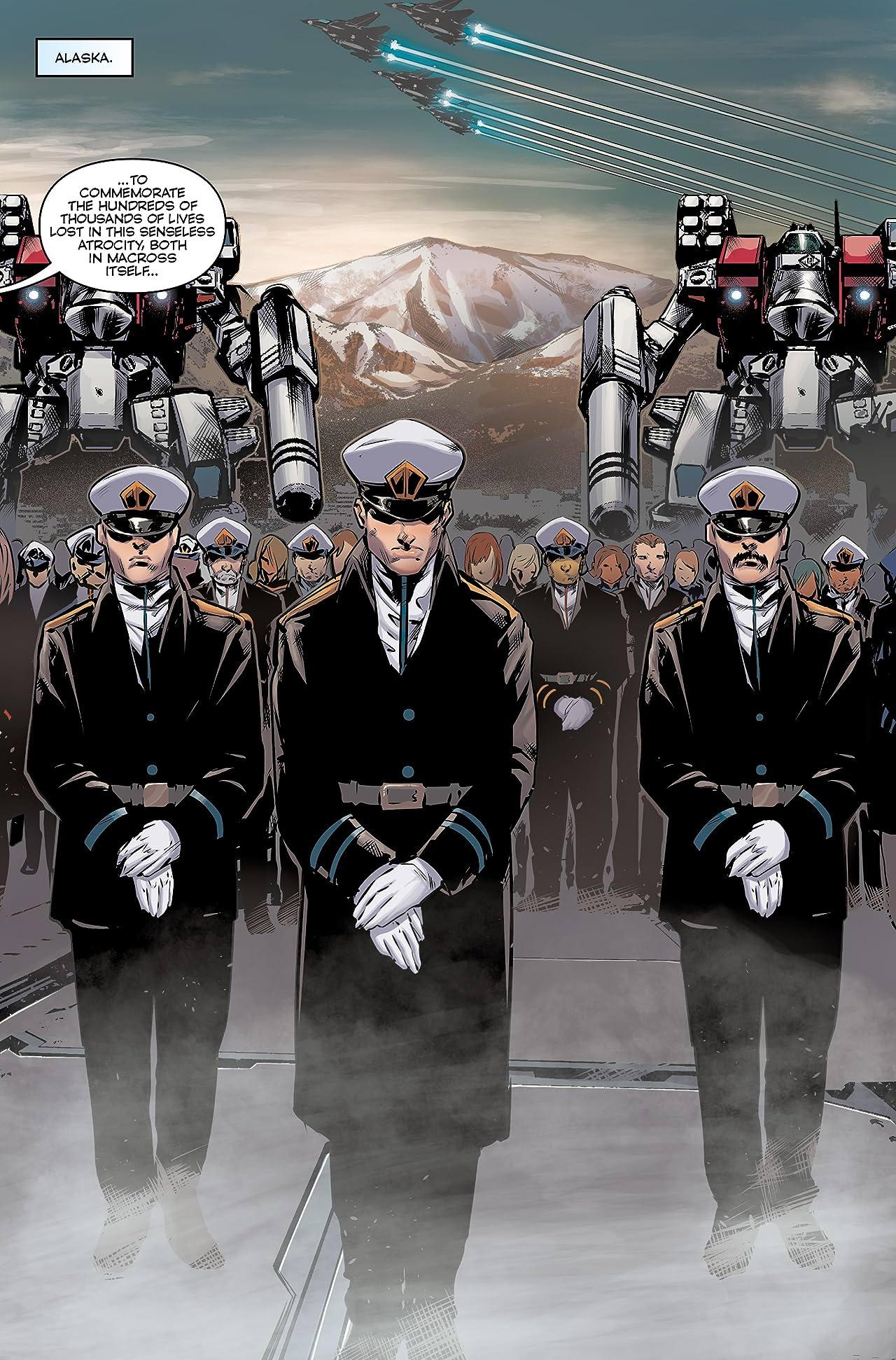 Robotech #13
