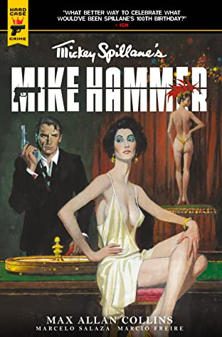 Mickey Spillane's Mike Hammer Tome 1: The Night I Died
