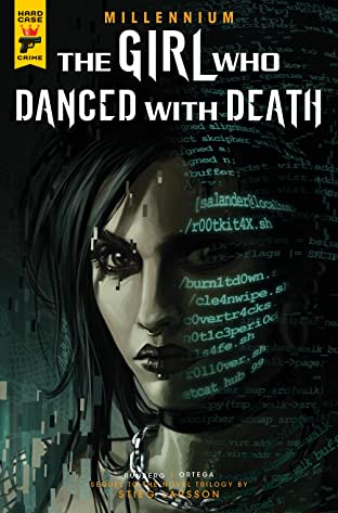 The Girl Who Danced With Death #3