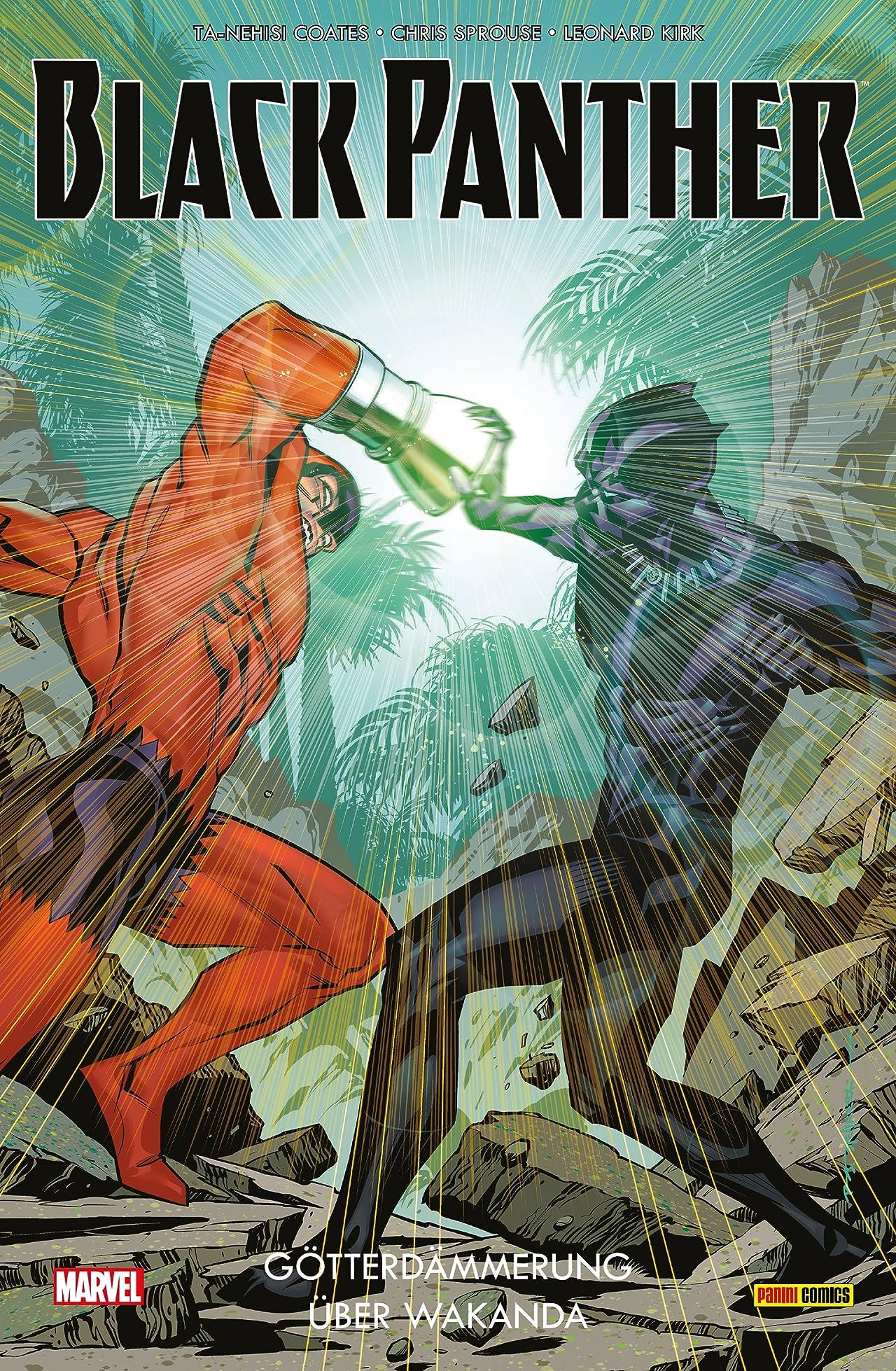Black Panther Vol. 5: Götterdämmerung über Wakanda