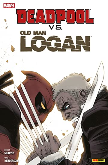 Deadpool vs. Old Man Logan