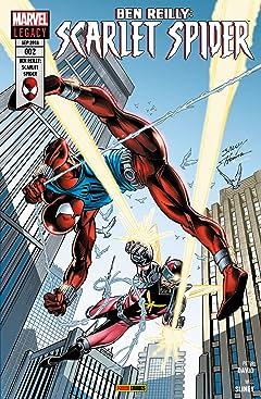 Ben Reilly: Scarlet Spider Vol. 2: Spinnenjagd