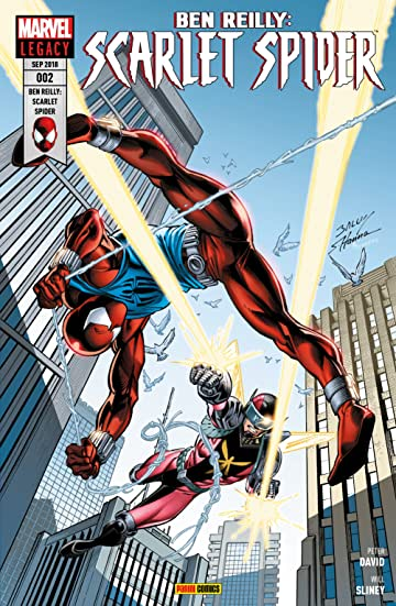 Ben Reilly: Scarlet Spider Vol. 2: Spinnenjagd