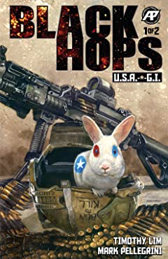 Black Hops: U.S.A-*-G.I. #1