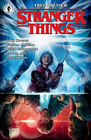Stranger Things Ashcan