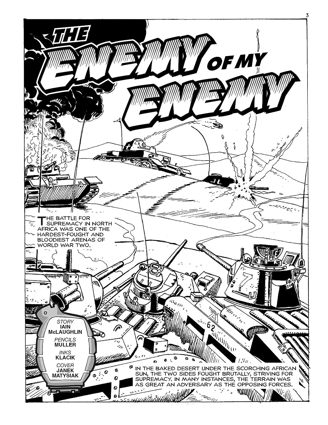 Commando #5143: The Enemy Of My Enemy