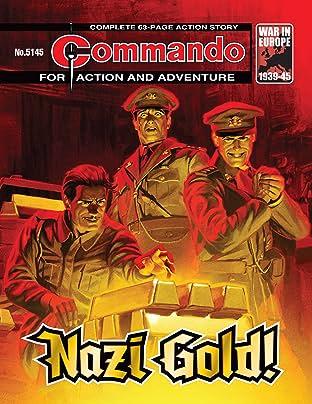 Commando #5145: Nazi Gold!
