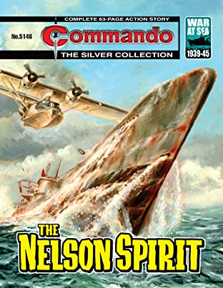 Commando #5146: The Nelson Spirit