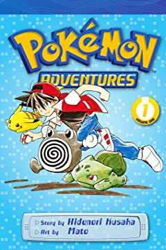 Pokémon Adventures (Red and Blue) Vol. 1
