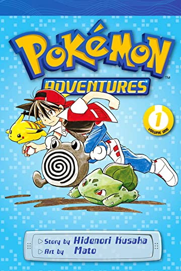 Pokémon Adventures (Red and Blue) Tome 1