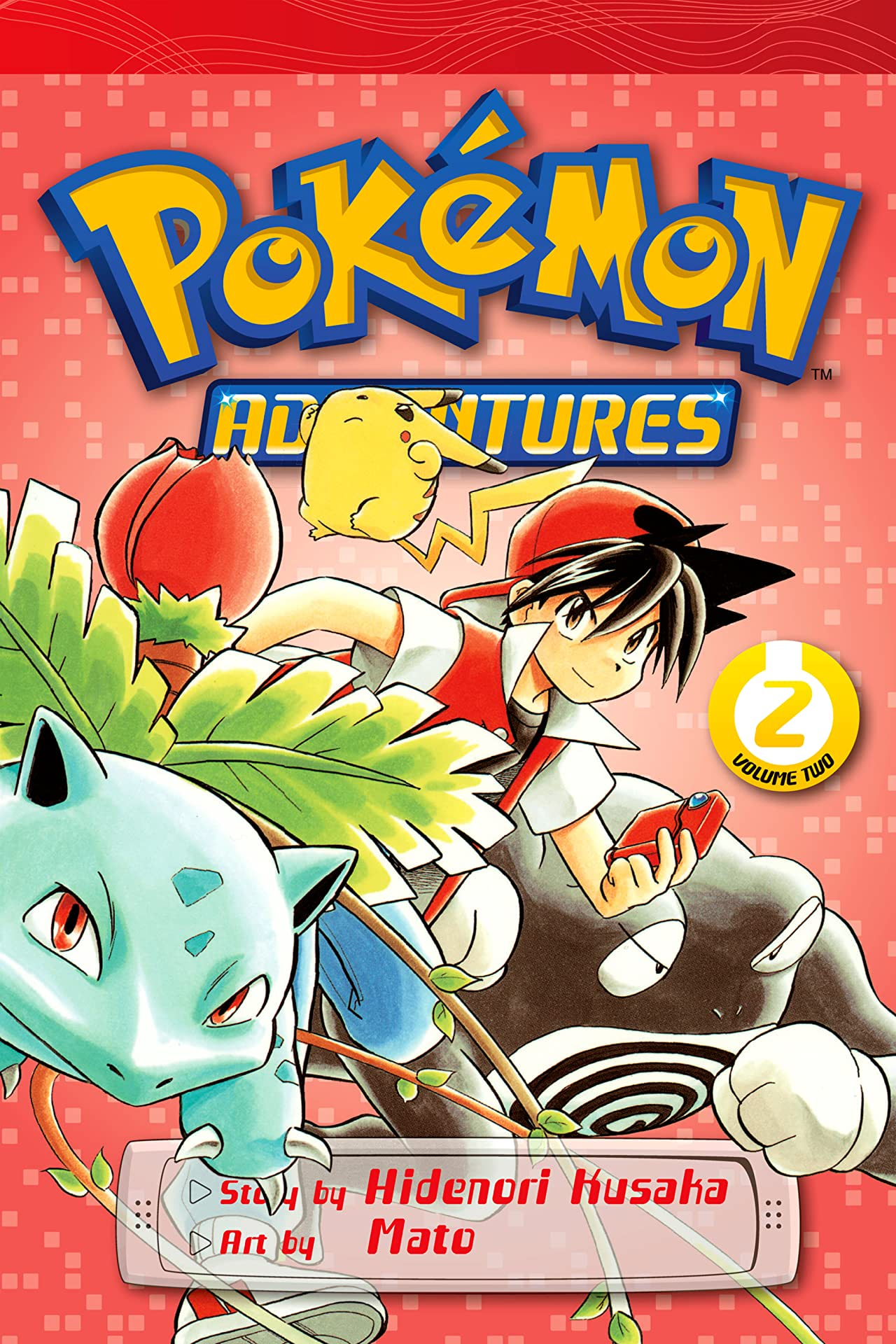 Pokémon Adventures (Red and Blue) Vol. 2