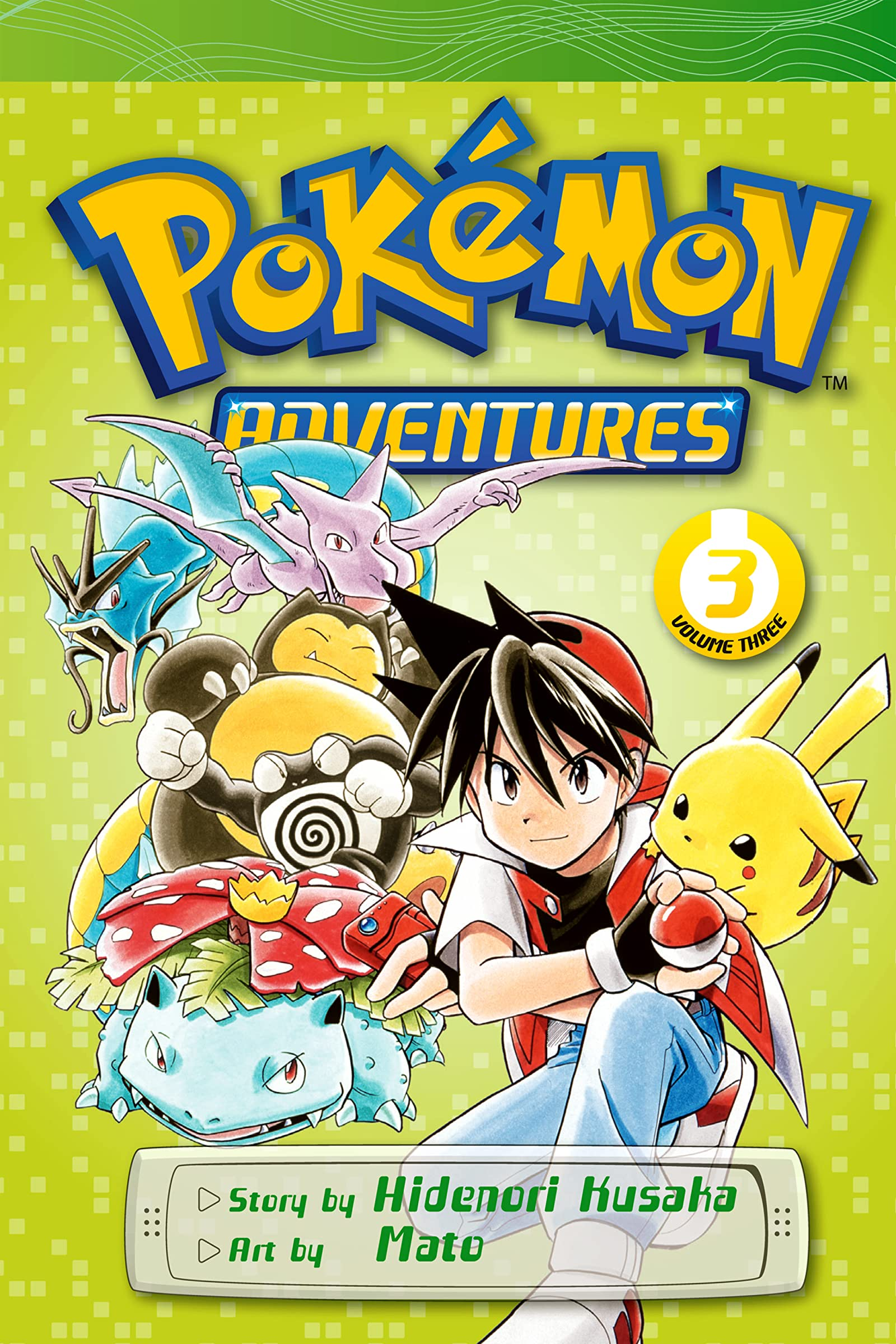 Pokémon Adventures (Red and Blue) Vol. 3 - Comics by comiXology