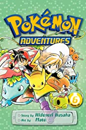 Pokémon Adventures (Red and Blue) Vol. 6