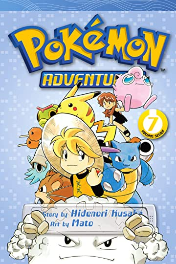 Pokémon Adventures (Red and Blue) Vol. 7