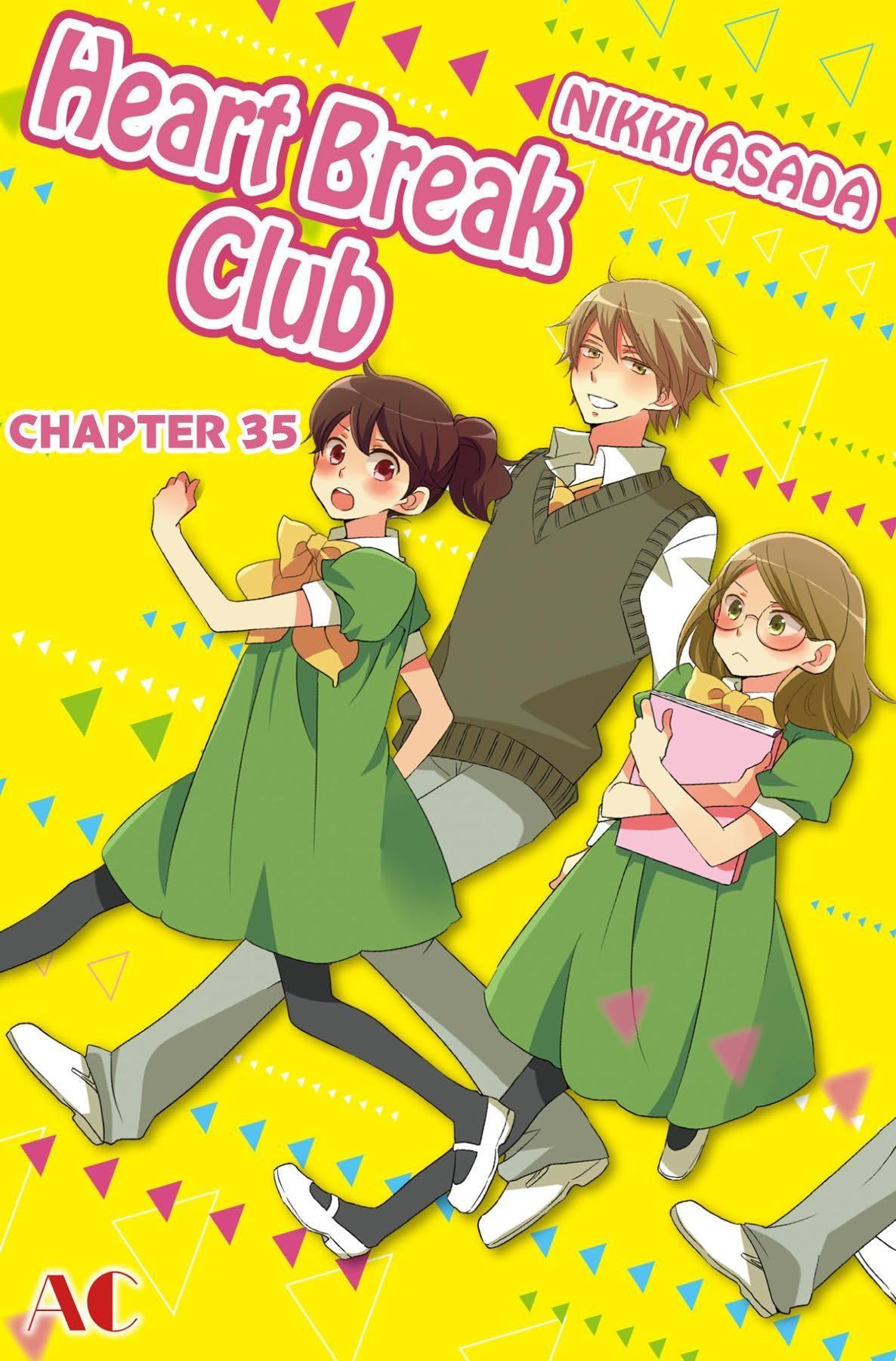 Heart Break Club #35