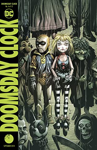Doomsday Clock (2017-) No.6