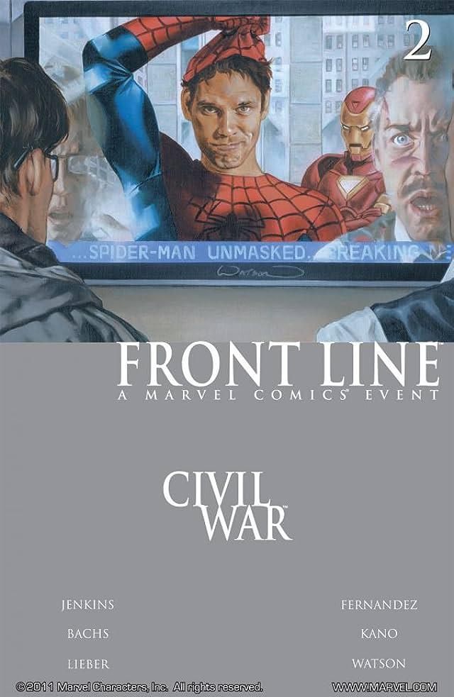 Civil War: Front Line #2