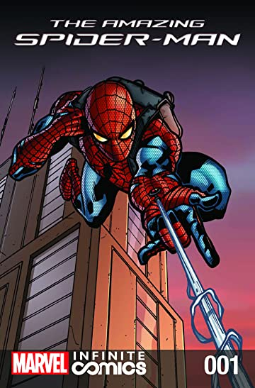 Amazing Spider-Man Cinematic Infinite Digital Comic No.1
