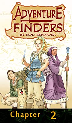 Adventure Finders No.2