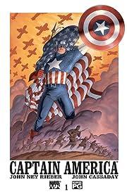 Captain America (2002-2004) No.1