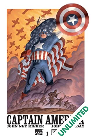 Captain America (2002-2004) #1