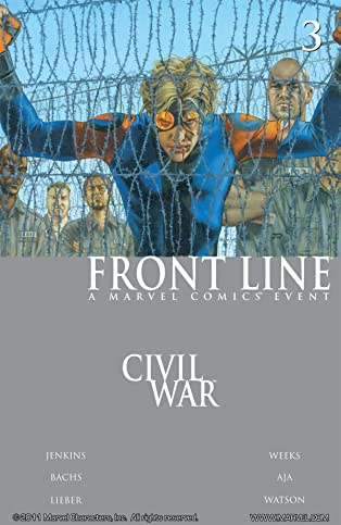 Civil War: Front Line #3