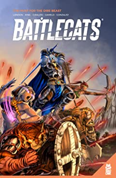 Battlecats Tome 1: The Hunt for the Dire Beast